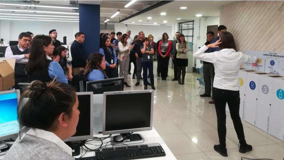 Sensibilización Banco de Chile 2